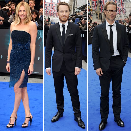Prometheus World Premiere Celebrity Pictures in London