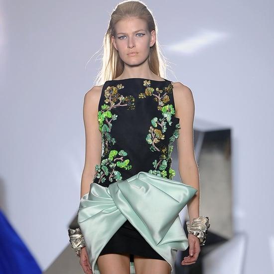 Giambattista Valli Haute Couture Fashion Week Spring 2014