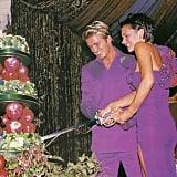 Victoria Beckham's Wedding Gown