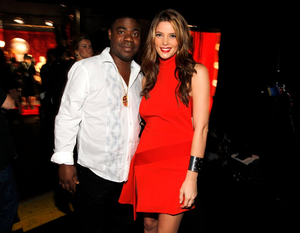 Hollywood Celebrates Sporty Stars With Ashley Greene & Zac