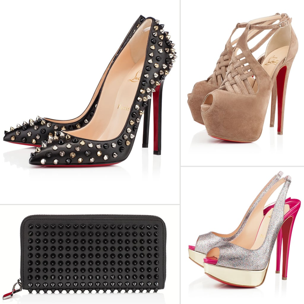 294f928aaf0 Christian Louboutin Fall 2013 Shoes and Accessories