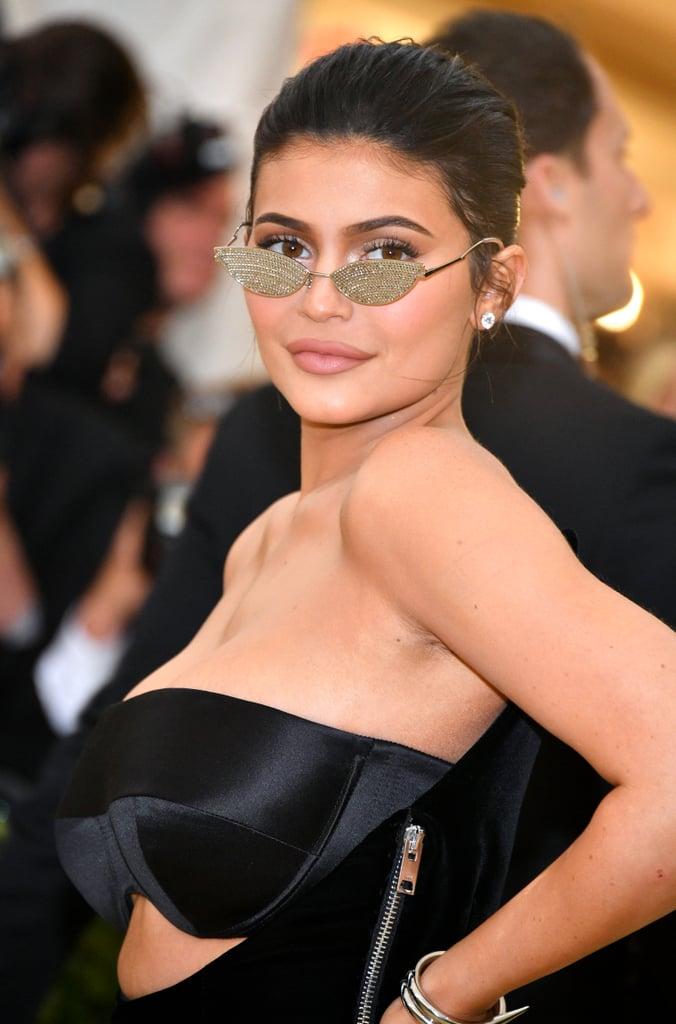 f2742084a48 Kylie Jenner Alexander Wang Met Gala Dress 2018