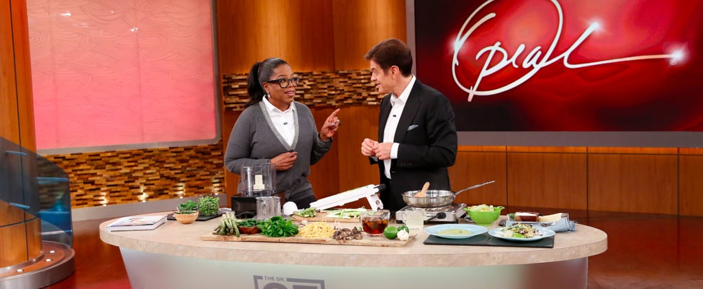 "This Is How Oprah Transforms Scrambled Eggs Into a ""Sexy Breakfast"""