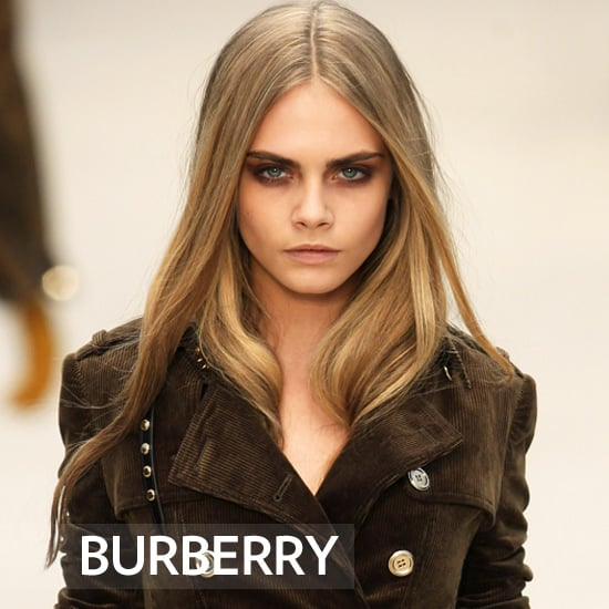Burberry Prorsum Autumn Winter 2012 Unique Photos