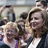 Valérie Trierweiler enjoyed her first Bastille Day events as first lady.