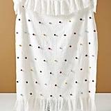 Hilda Pom Throw Blanket