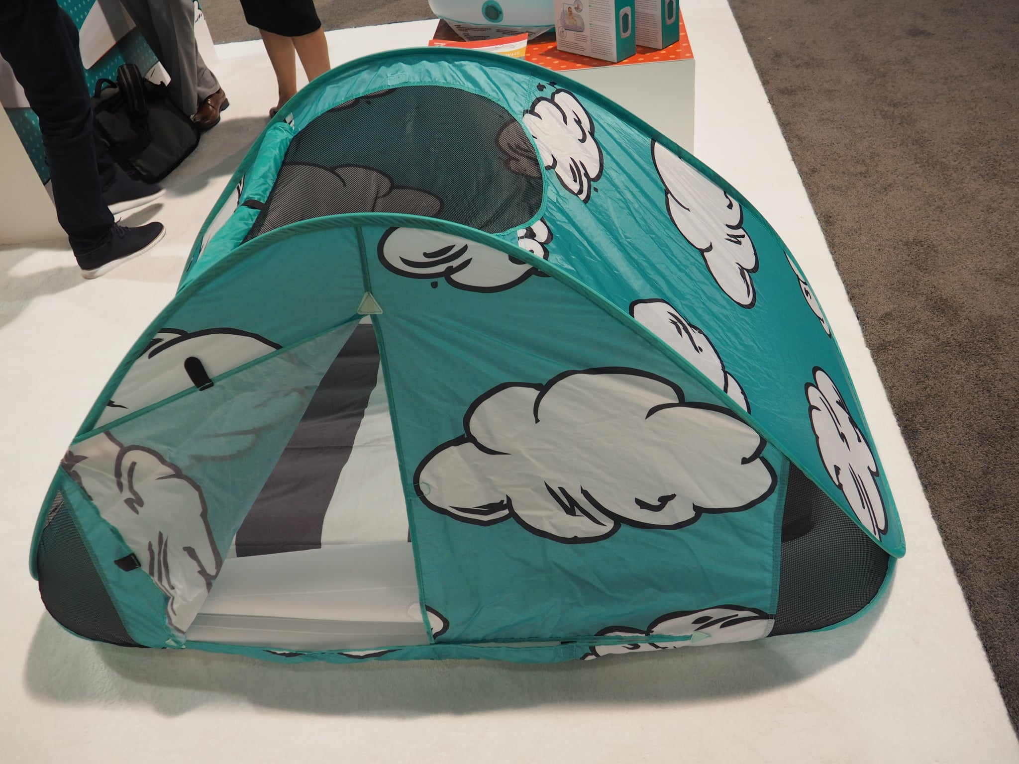 Image of: The Shrunks Bed Tent 170 New Baby And Kid Products You Ll Wish Were Invented Sooner Popsugar Family Photo 96