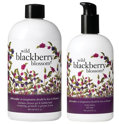 New Product Alert: Philosophy Wild Blackberry Blossom