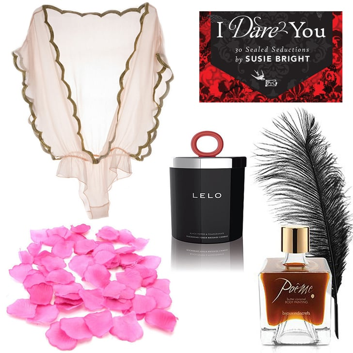 A Posh and Provocative Wedding Night Survival Kit