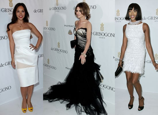 Pictures of Cheryl Cole With William Performing at de Grisogono Party Plus Naomi Campbell, Myleene Klass, Paris Hilton