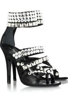 Balmain Style Heels for Less Topshop