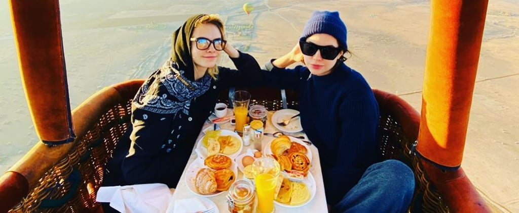 Cara Delevingne and Ashley Benson in Morocco   Pictures