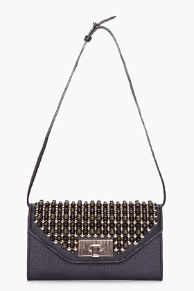 Chloé's beaded clutch ($648, originally $1,295) will inject just enough rockin' edge into your wardrobe.