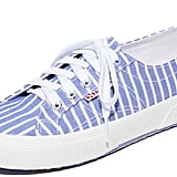 Superga Striped Sneakers