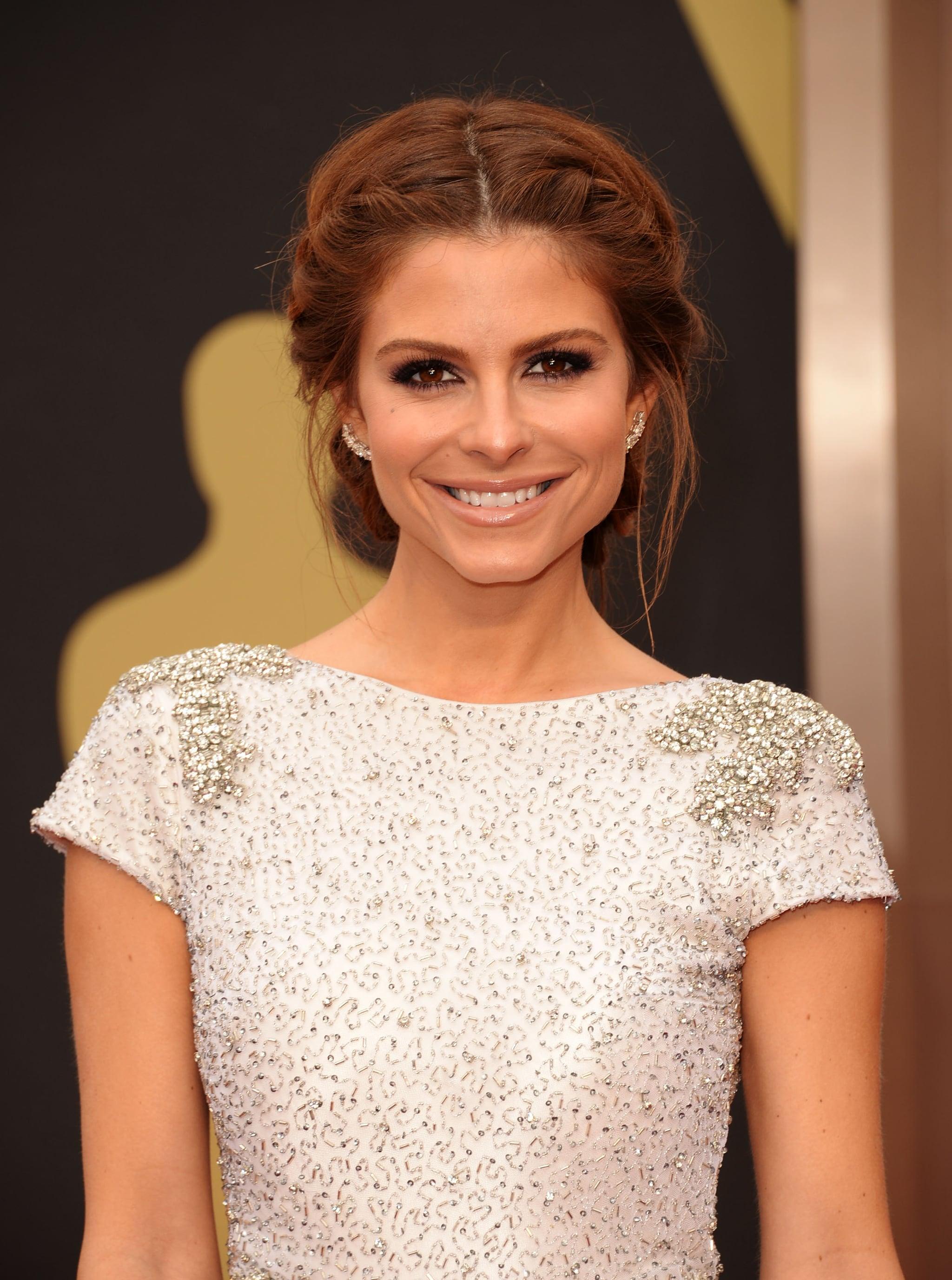 Maria Menounos at 2014 Oscars