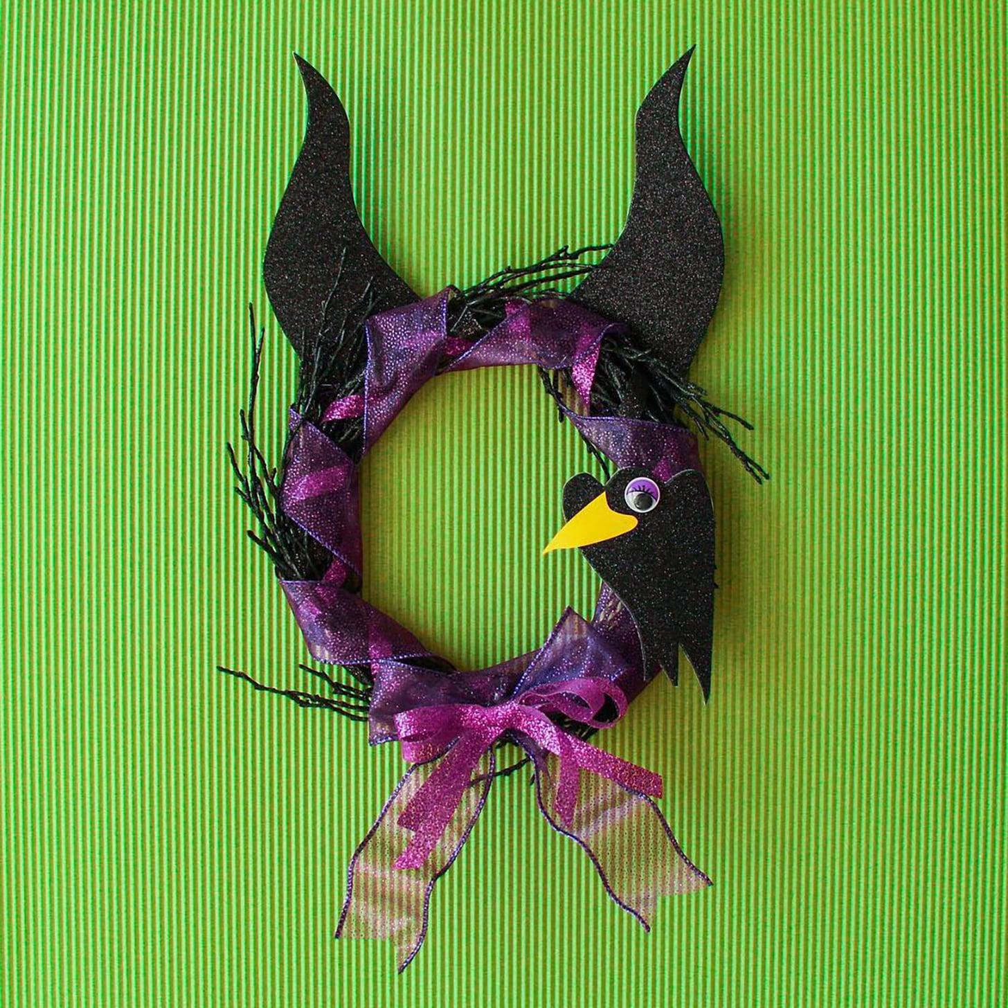 Diy Halloween Wreath Ideas Popsugar Home