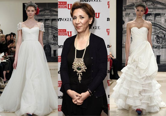 FabSugar and Reem Acra Spring 2012 Wedding Collection Interview and Photos