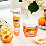 Garnier SkinActive Glow Boost Two-in-One Facial Mask and Scrub