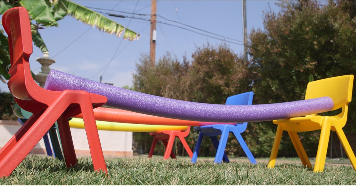 Pool Noodle Ideas Garden