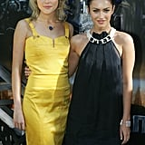 Rachael and Megan teamed up again for the Transformers Sydney press conference in June 2007.