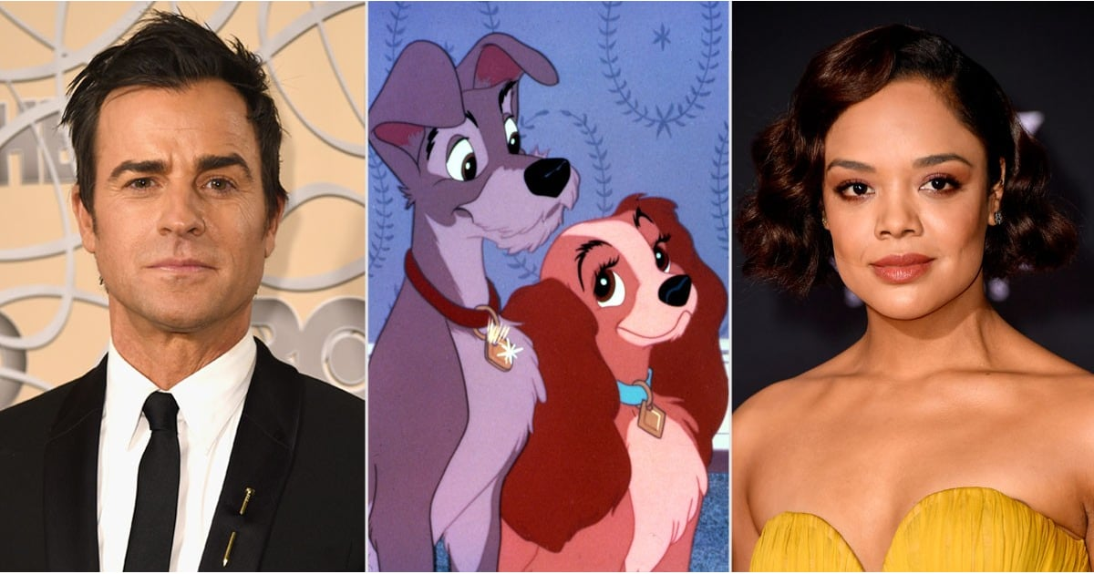 Lady And The Tramp Live Action Remake Cast Popsugar Entertainment