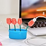 Flower Power USB Charging Station