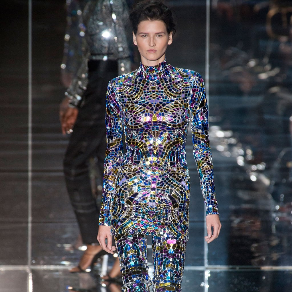 2014 Spring London Fashion Week Runway Tom Ford | Pictures