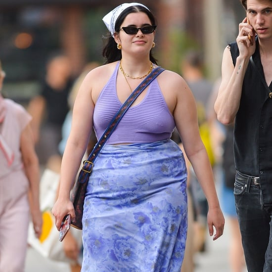 Barbie Ferreira's Best Outfits With a Head Scarf