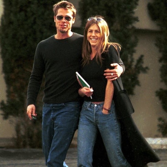 Jennifer Aniston and Brad Pitt's Best Fashion Moments