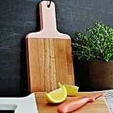 Dip-Dyed Cutting Boards