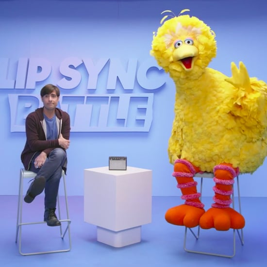 Big Bird and Jason Schwartzman Lip Sync Battle Pregame Video