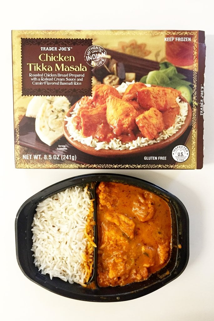 Trader Joes Chicken Tikka Masala Best Frozen Foods 2018