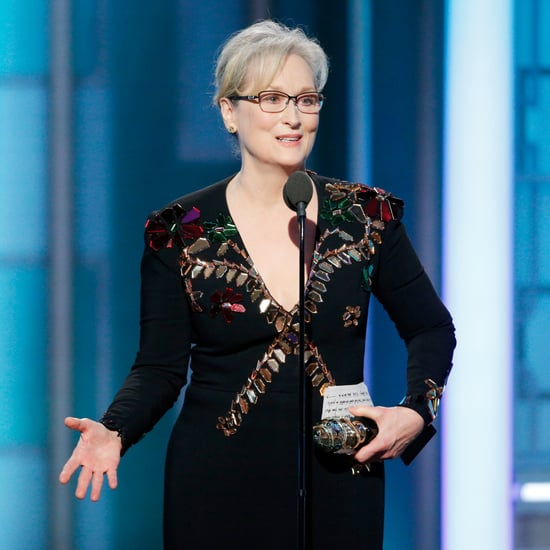 Meryl Streep's 2017 Golden Globes Speech