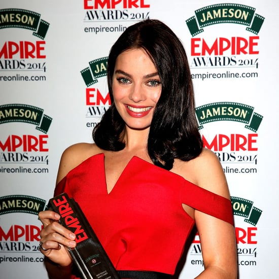 Pictures of Margot Robbie at The Jameson Empire Awards