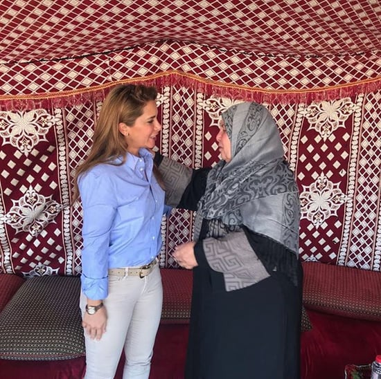 Princess Haya Aid to Angola 2018