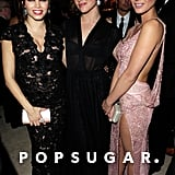 Jenna Dewan, Margarita Levieva, and Olivia Munn linked up for Vanity Fair's Oscar afterparty.