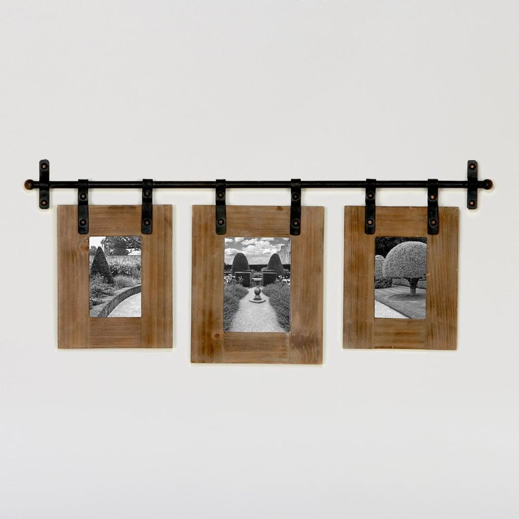 3 photo wall frame 40 home gifts for men popsugar home photo 26. Black Bedroom Furniture Sets. Home Design Ideas