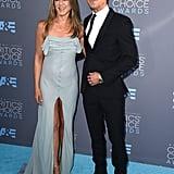 At the 2016 Annual Critics' Choice Awards