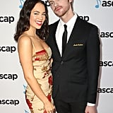 Finneas O'Connell and Claudia Sulewski at the 36th Annual ASCAP Pop Music Awards in 2019