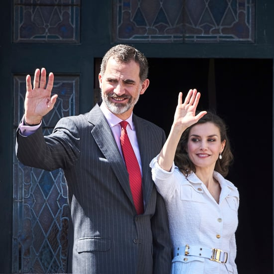 Queen Letizia and King Felipe Pictures 2017
