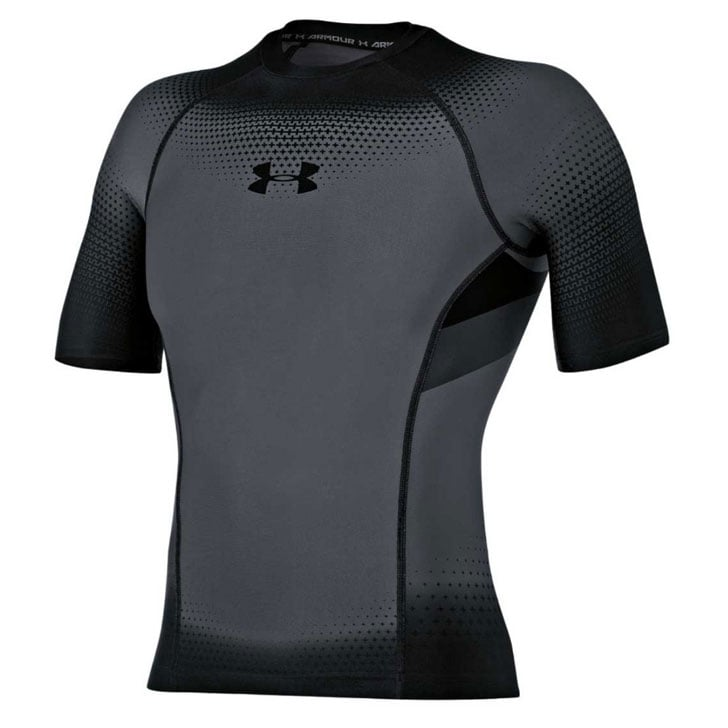 acbac6e0a Under Armour Men's Charged Compression Short Sleeve Tee, $119.99 ...