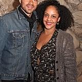 Jesse Williams and Aryn Drake-Lee