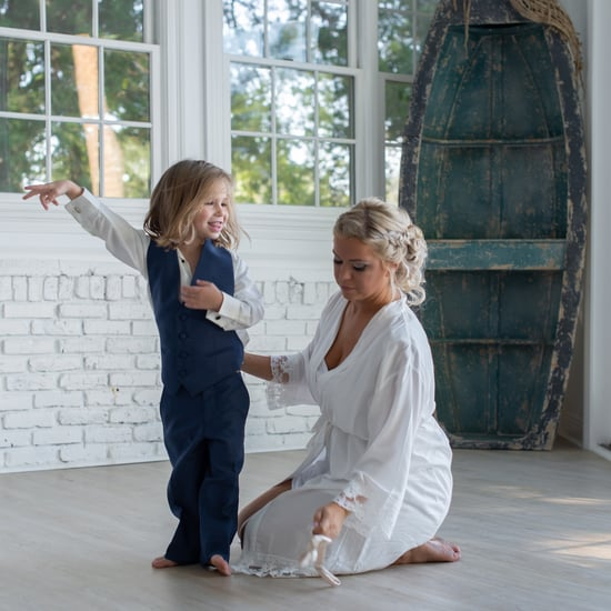 Should I Hire a Nanny For My Wedding Reception?