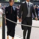 Victoria and David Beckham
