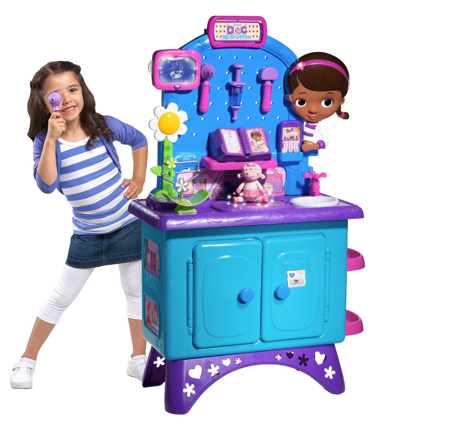 Doc Mcstuffins Get Better Check Up Table 101 Awesome Gift