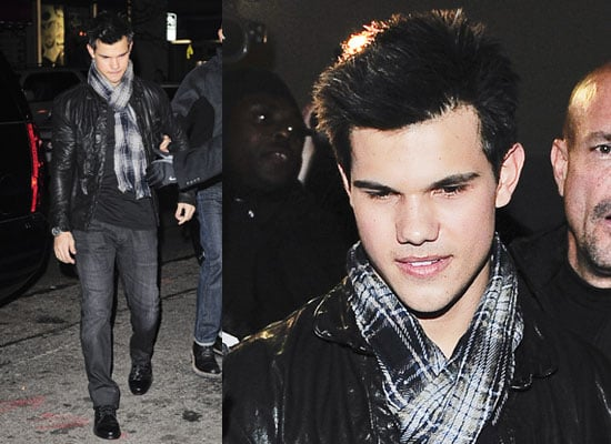 Photos of Taylor Lautner SNL