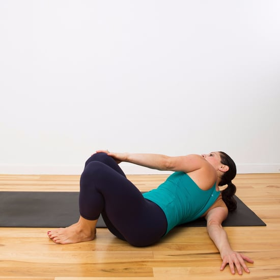 Shoulder-Opening Spinal Twist