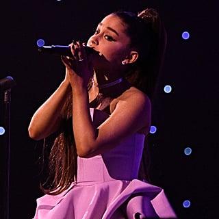 Ariana Grande Performance at 2018 Billboard Women in Music