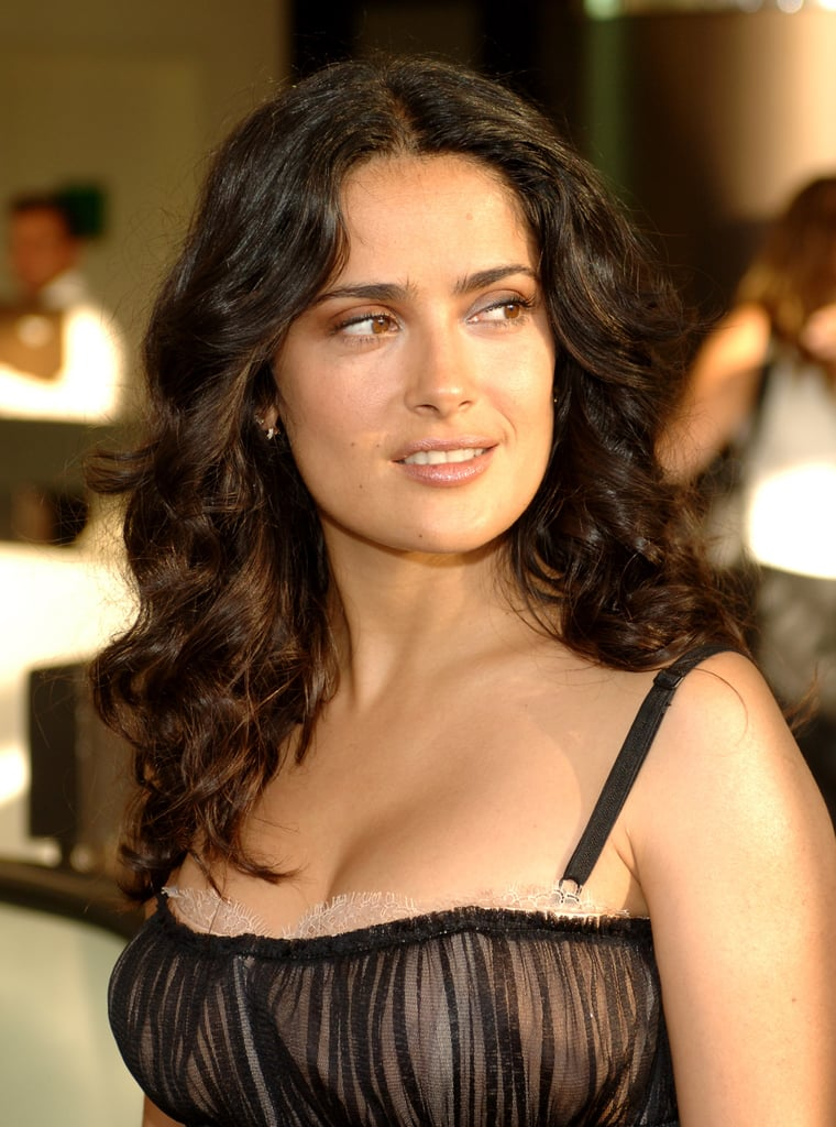 Sexy Salma Hayek Pictures  POPSUGAR Celebrity UK Photo 23