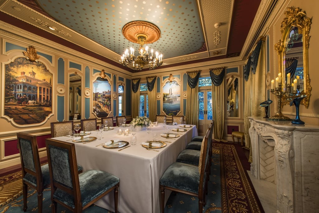 The dining room is the definition of a magical atmosphere for Dining room meaning